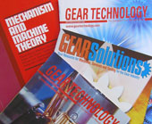 AKGears' articles are published in industry journals and magazines